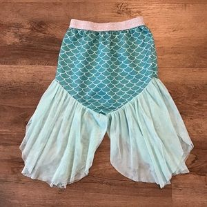 Disney Princess Ariel Little Mermaid Skirt…
